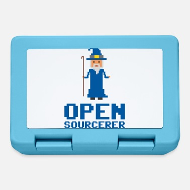 Open Sourcerer Developer Open Sourcerer Funny gift idea - Lunchbox