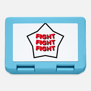 Fight Fight Fight Fight - Lunchbox