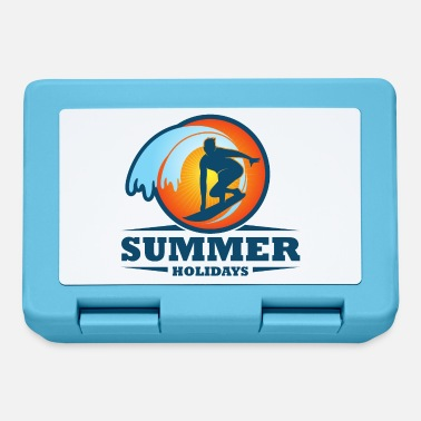 SUMMER HOLIDAYS - Lunchbox