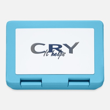 Help CRY, it helps - Lunchbox