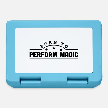 Perform Magic born to perform magic banner - Lunchbox