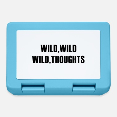Wild Wild Wild Wild Thoughts - Lunchbox
