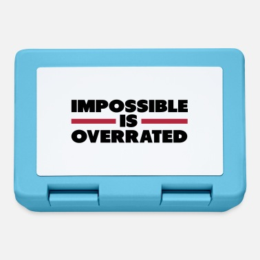 Impossible Impossible Is Overrated - Eväsrasia