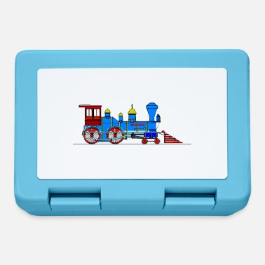 Steam Steam Train - Lunchbox