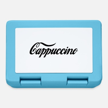 Cappuccino Coffee Worship: Cappuccino - Lunchbox
