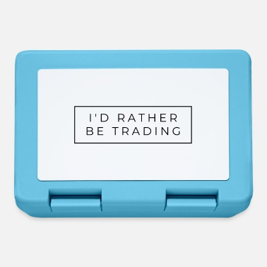 Suff I'd rather be trading by financefreeks - Lunchbox