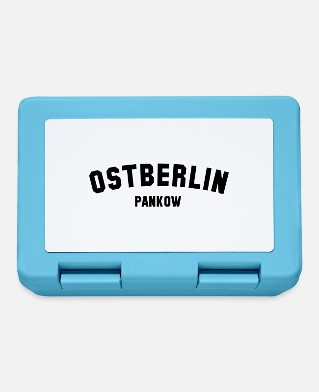 GDR Lunchboxes - PANKOW - Lunchbox sapphire blue