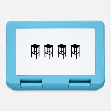 Bar-pub bar stool - Lunchbox