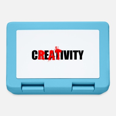 Creative Creativity - Lunchbox