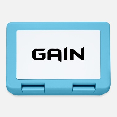 Gain gain - Brotdose