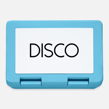 Disco DISCO - Lunch box