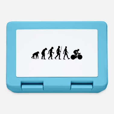 Drive Go By Car Evolution bike racing bike cycling driver driving - Lunchbox