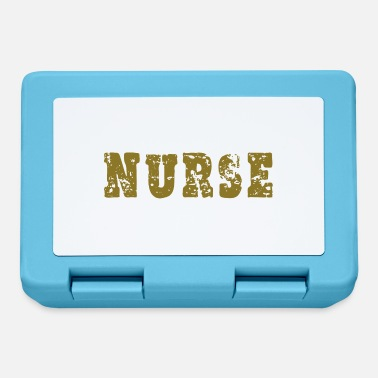 Cuore Infermiera Doctor Hospital Nurse - Lunch box