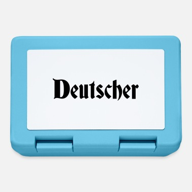 German German - Lunchbox