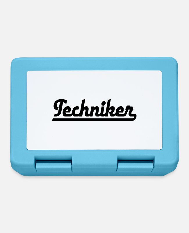 Engineer Lunchboxes - technician - Lunchbox sapphire blue