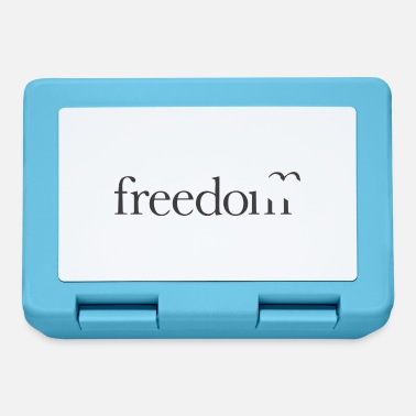 Freedom Freedom - Lunchbox