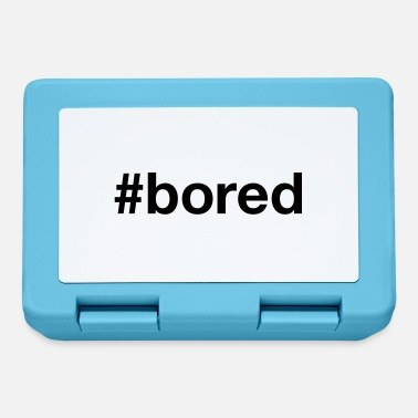 Boring bored - Lunchbox