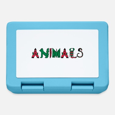 Animale Animali - Animali - Lunch box