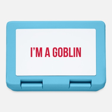 Goblin I'm a goblin - Lunch box
