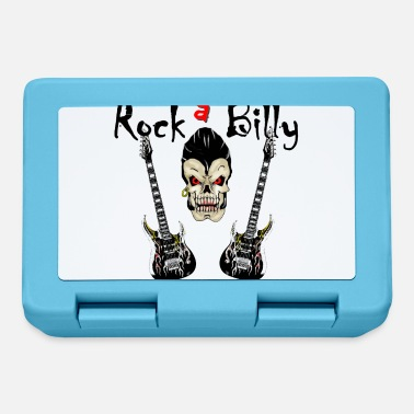 Rockabilly kranium rockabilly - Madkasse