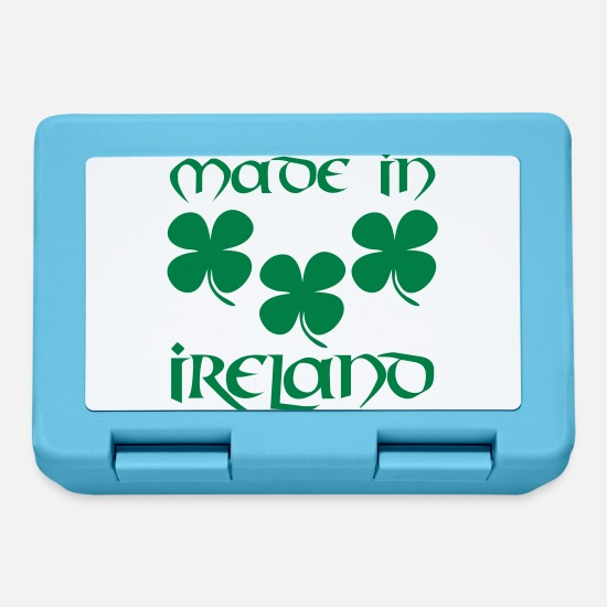 Ireland Lunchboxes - made in ireland - Lunchbox sapphire blue