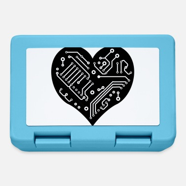 Tecnologia cuore tecnologia - Lunch box