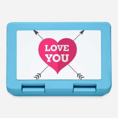 Love You Love You - Lunchbox