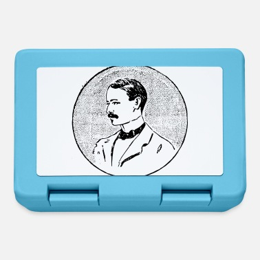 Antique Portrait antique - Lunchbox