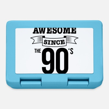 Nineties nineties 90's - Lunchbox