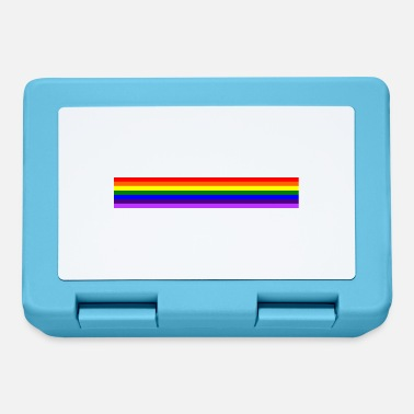 Band Band rainbow / rainbow band - Lunchbox