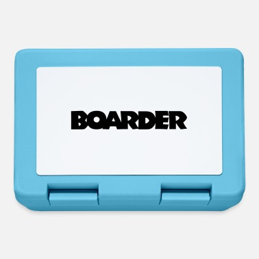 Boarders Boarder (Black) - Lunchbox