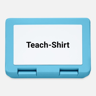 Teaching Teach shirt - Lunchbox