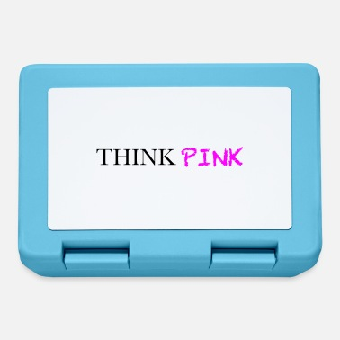 Think Pink Think Pink - Brotdose