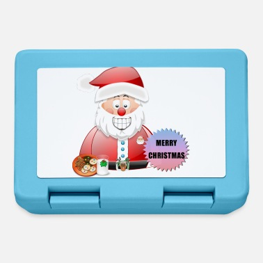 Job Underwear Santa 16 Merry Christmas - Lunchbox