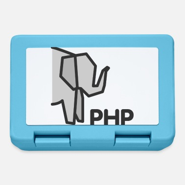 Php Php elephant - Lunchbox