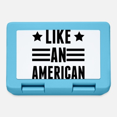 Lana Del Ray Like An American - Lunchbox