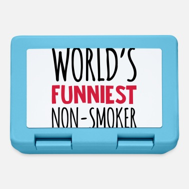 Nonsmoking worlds funniest nonsmoker - Lunchbox