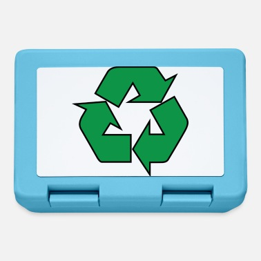 Enviromental Recycle - Lunchbox