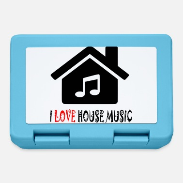 House Camicia Party House House House - Lunch box