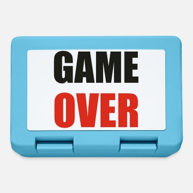 Game Over game over - Lunchbox