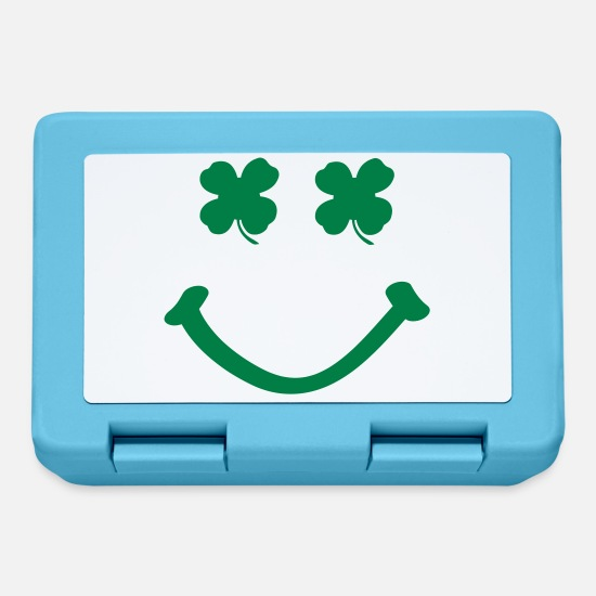 St Lunchboxes - irish smile - Lunchbox sapphire blue