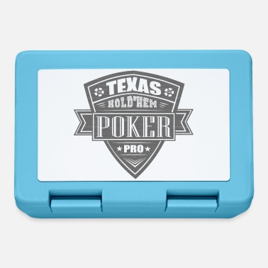 Holdem Texas hold'em poker - Lunchbox