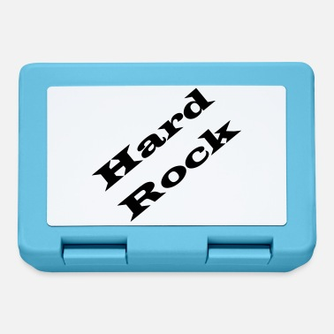 Hard Rock Hard Rock nero - Lunch box