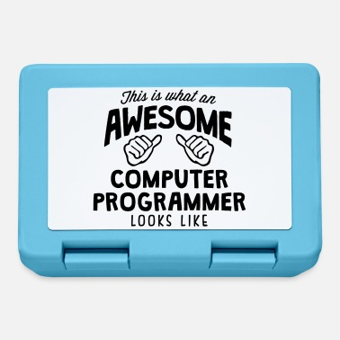 Computer Programmeur awesome computer programmer looks like - Lunchbox