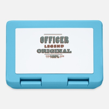 Office Officer - Lunchbox