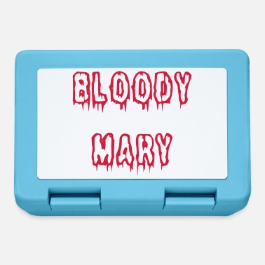 Bloody Bloody Mary bloody font - Lunchbox