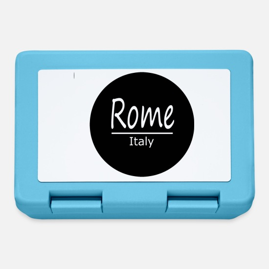 Travel Lunchboxes - Rome - Lunchbox sapphire blue