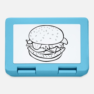 burger hamburger cheeseburger fast food fastfood37 - Lunchbox
