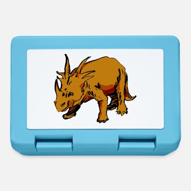 Triceratops Triceratops - Lunchbox