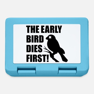 Satyr The early Bird dies first - Lunchbox